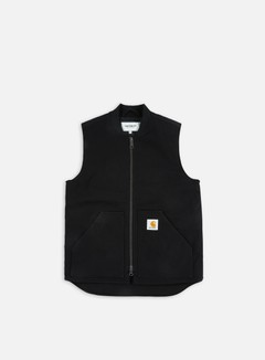 Carhartt - Vest, Black Rigid 1