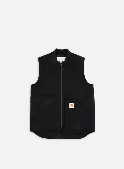 giacche carhartt vest black rigid