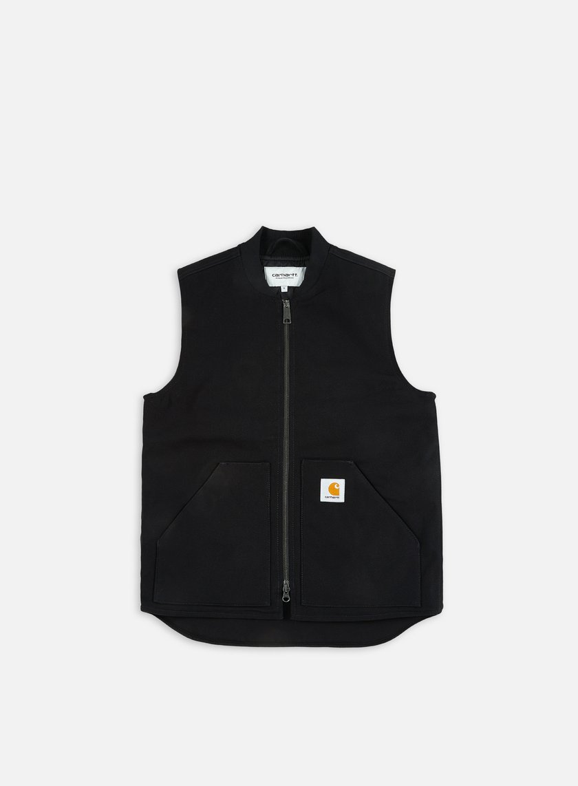 Carhartt - Vest, Black Rigid