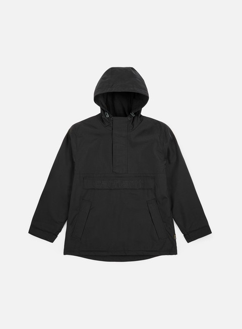 Winter Jackets Carhartt Visner Pullover Jacket