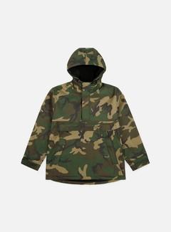 Carhartt - Visner Pullover Jacket, Camo Laurel