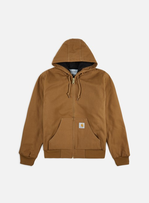 Hooded jackets Carhartt WIP Active Jacket