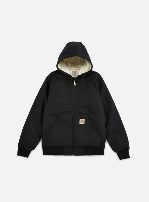 Intermediate Jackets Carhartt WIP Active Jacket Pile Lined