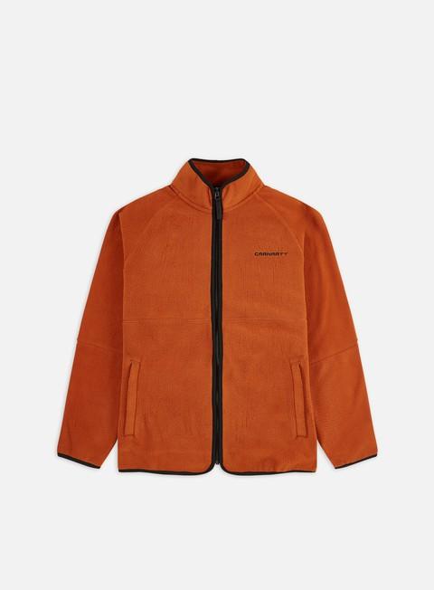 Intermediate jackets Carhartt WIP Beaumont Fleece Jacket