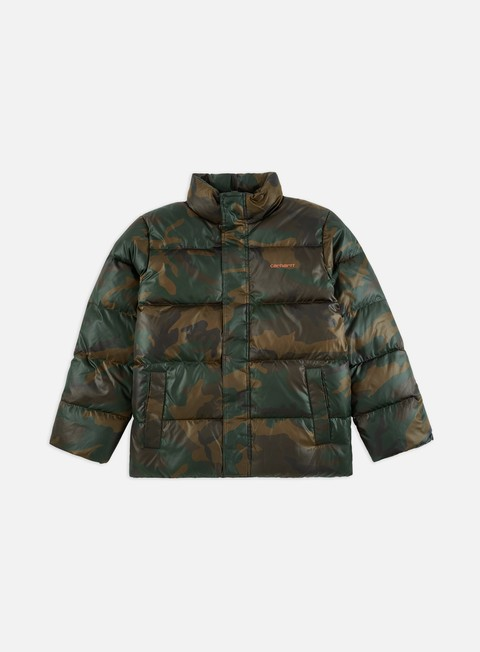 Outlet e Saldi Giacche Invernali Carhartt WIP Deming Jacket