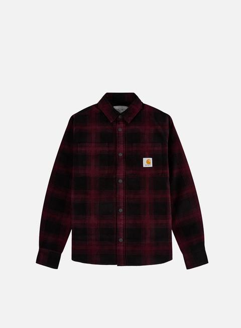 Giacche intermedie Carhartt WIP Dustin Shirt Jacket
