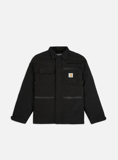 Outlet e Saldi Giacche Intermedie Carhartt WIP Gore-Tex Michigan Coat