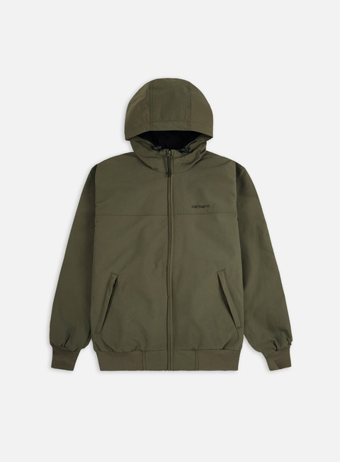 Outlet e Saldi Giacche Intermedie Carhartt WIP Hooded Sail Jacket