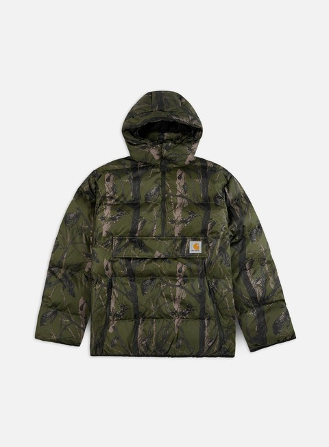 Outlet e Saldi Giacche Invernali Carhartt WIP Jones Pullover Down Jacket