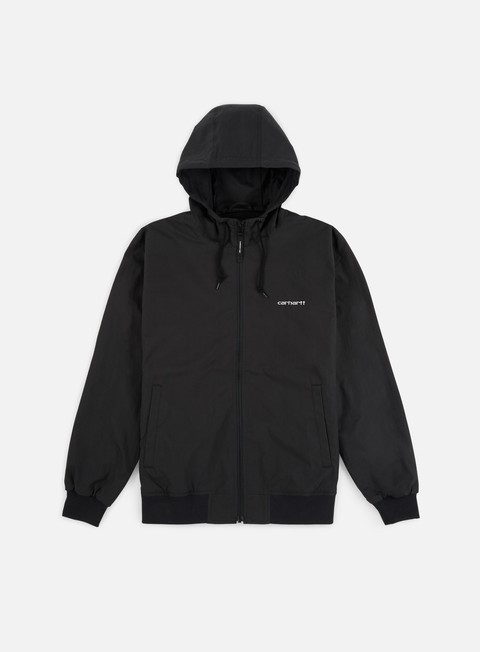 Hooded jackets Carhartt WIP Marsh Jacket