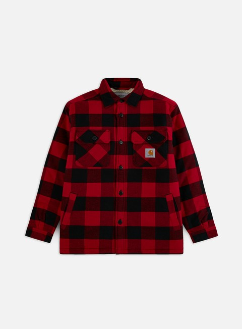 Outlet e Saldi Giacche invernali Carhartt WIP Merton Shirt Jacket