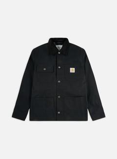 Carhartt - Michigan Chore Coat, Black Rigid