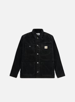 Carhartt - Michigan Chore Coat, Black Rinsed