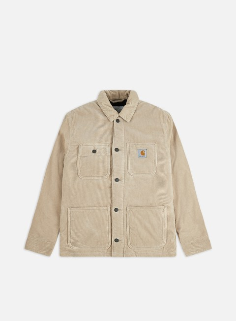 Outlet e Saldi Giacche Intermedie Carhartt WIP Michigan Chore Coat