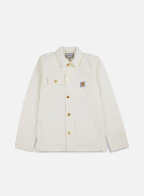 Light Jackets Carhartt WIP Michigan Chore Coat