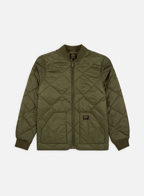 Outlet e Saldi Giacche Intermedie Carhartt WIP Newton Bomber Liner Jacket