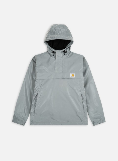 Giacche Intermedie Carhartt WIP Nimbus Reflective Pullover