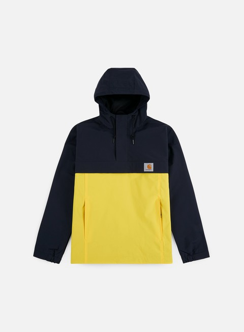 Outlet e Saldi Anorak Carhartt WIP Nimbus Two Tone Pullover Jacket