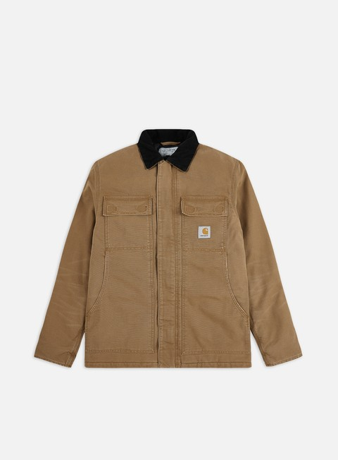Outlet e Saldi Giacche Intermedie Carhartt WIP OG Arctic Coat
