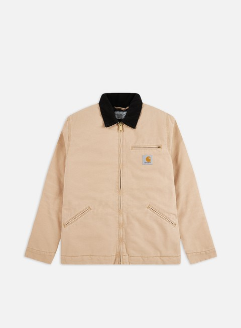 Outlet e Saldi Giacche Intermedie Carhartt WIP OG Detroit Jacket