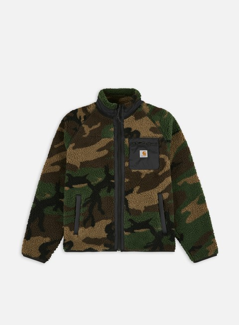 Fleece sweatshirts Carhartt WIP Prentis Liner Jacket
