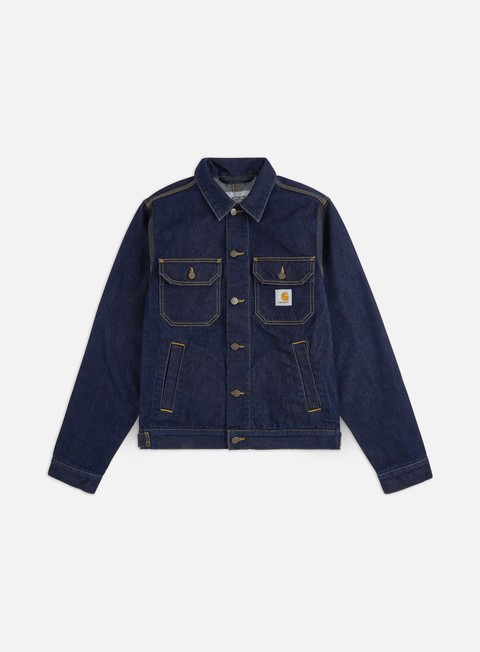 Denim Jackets Carhartt WIP Stetson Jacket