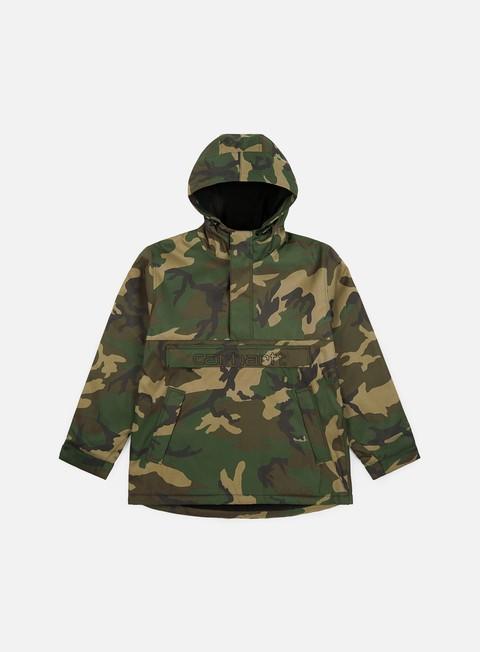 Outlet e Saldi Giacche Invernali Carhartt WIP Visner Pullover Jacket