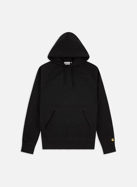 Giacche con Cappuccio Carhartt WIP WMNS Hooded Chase Sweatshirt