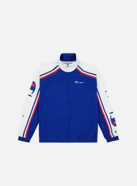 Sale Outlet Light Jackets Champion Full Zip Sweatshirt Track Top