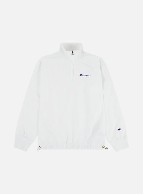 Outlet e Saldi Giacche Leggere Champion Half Zip Top Jacket