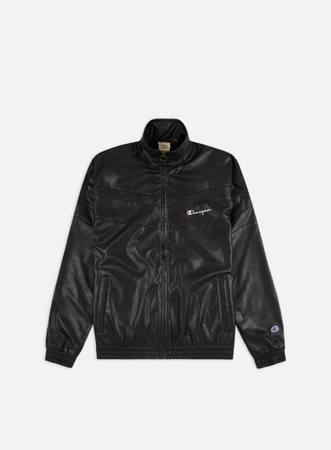 Champion Poly Full Zip Track Jacket