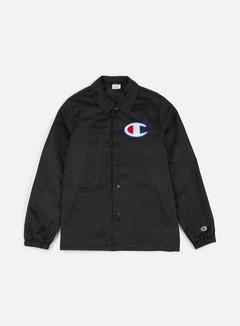 Champion - Reverse Weave Coach Jacket, Black 1