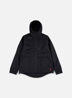 Chrome - Skyline Windcheater Jacket, Black 1
