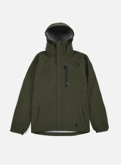 Chrome - Storm Cobra 2 Jacket, Olive 1