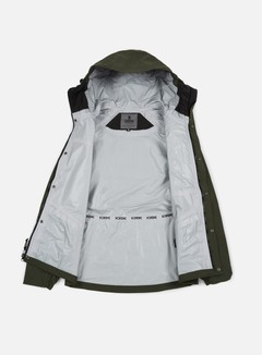 Chrome - Storm Cobra 2 Jacket, Olive 2