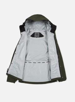 Chrome - Storm Cobra 2 Jacket, Olive 2