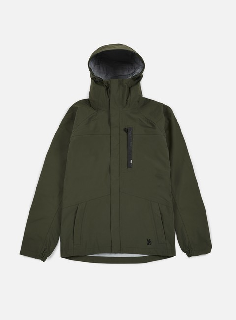 Intermediate Jackets Chrome Storm Cobra 2 Jacket
