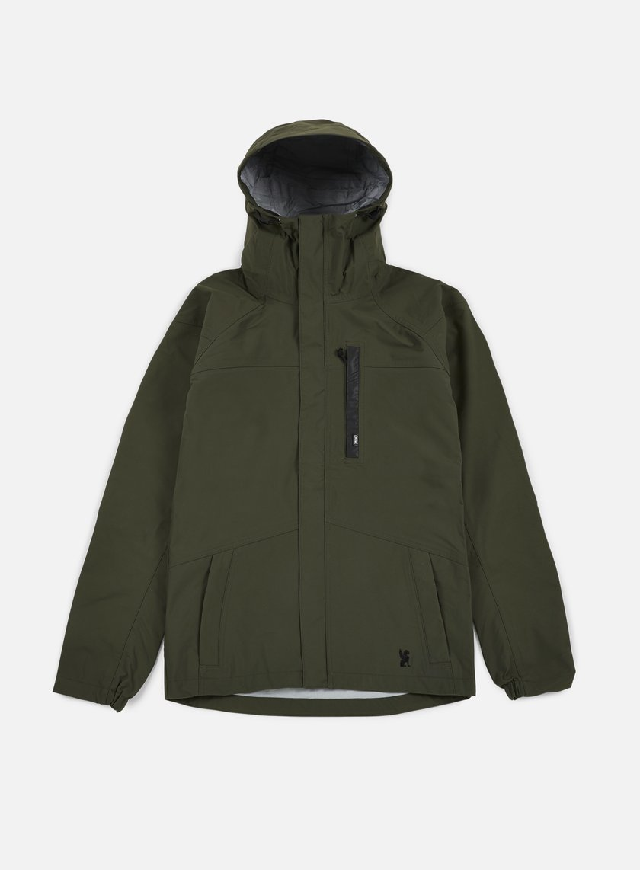 Chrome - Storm Cobra 2 Jacket, Olive