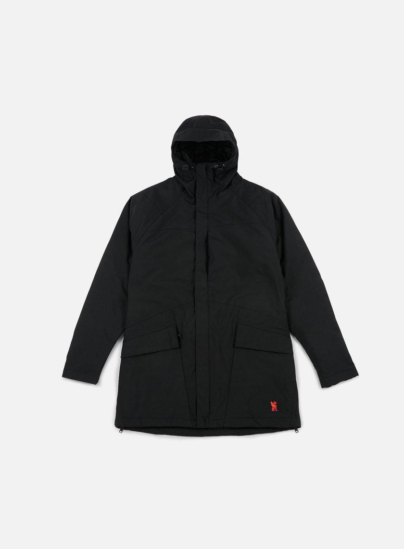 Chrome Storm Insulated Parka Jacket