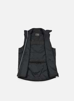 Chrome - Warm Vest, Black/Black 2