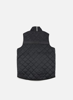 Chrome - Warm Vest, Black/Black 3