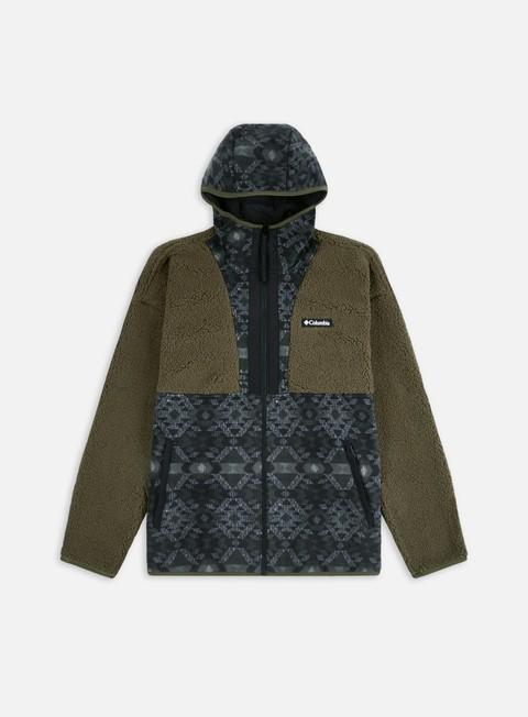 Giacche intermedie Columbia Backbowl Sherpa Full Zip Jacket
