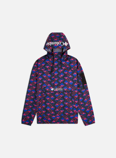 Anorak Columbia Challenger Windbreaker Jacket