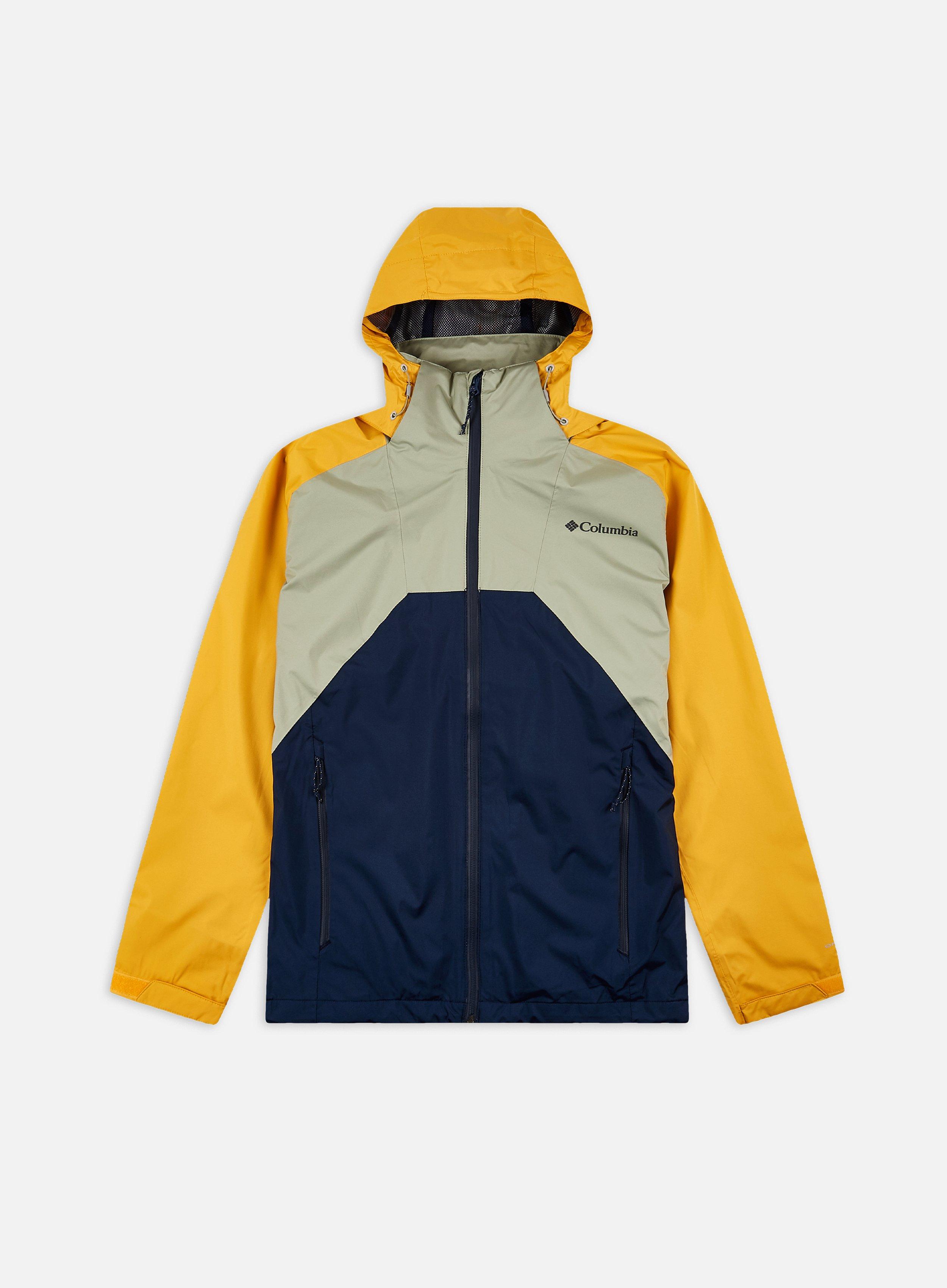 Columbia Mens Rain Scape Jacket Rain Scape Jacket