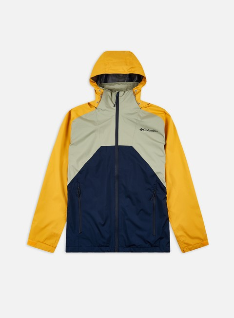 Windbreaker Columbia Rain Scape Jacket