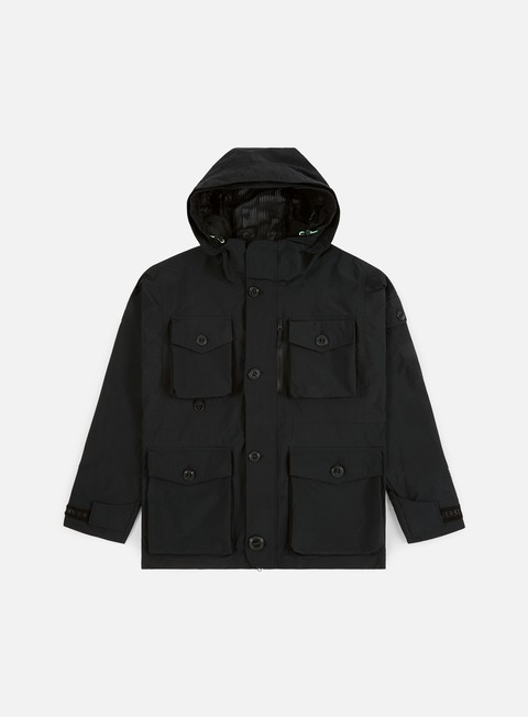 Hooded Jackets Converse 2L Utility Jacket