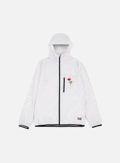 Converse - Cons Chocolate Packable Windbreaker, White 1
