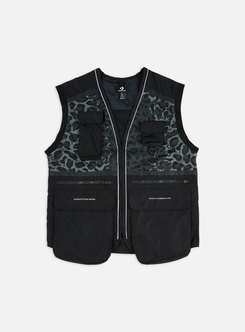 Sale Outlet Light Jackets Converse Rokit Utility Vest