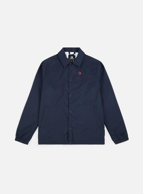 Giacche Leggere Converse Star Chevron Coaches Jacket