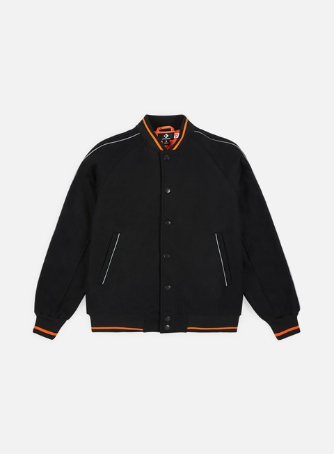Giacche Invernali Converse Vince Staples Insulated Varsity Jacket